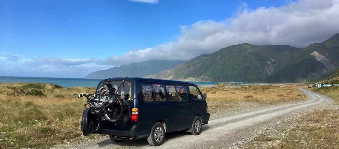 Palmy Campers - Campervan Rental Hire in Palmerston North